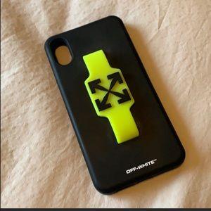 Off White Phone Case 10 X Max